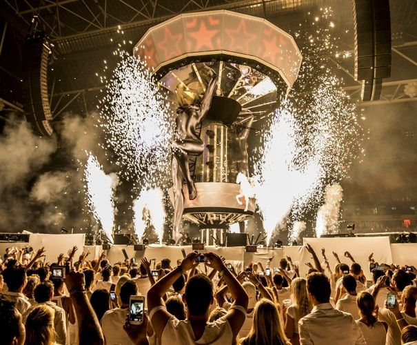 Sensation White Amsterdam 2015, the World's leading Dance Event is Celebrating 15 years of unity!