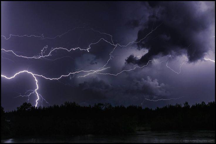 Last night's thunderstorm. In Finnish mythology, Ukko is the god of the sky, weather, harvest and thunder. The Finnish word for thunder, Ukkonen, is the diminutive form of the name Ukko. Ukko is the most significant god of Finnish mythology.