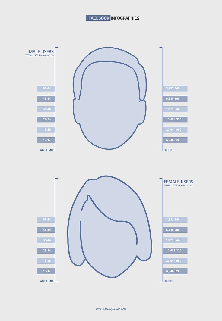 facebook infographics