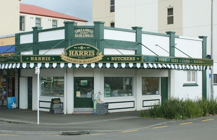 Palmerston North: Snellings Buildings (c.1902-1903)