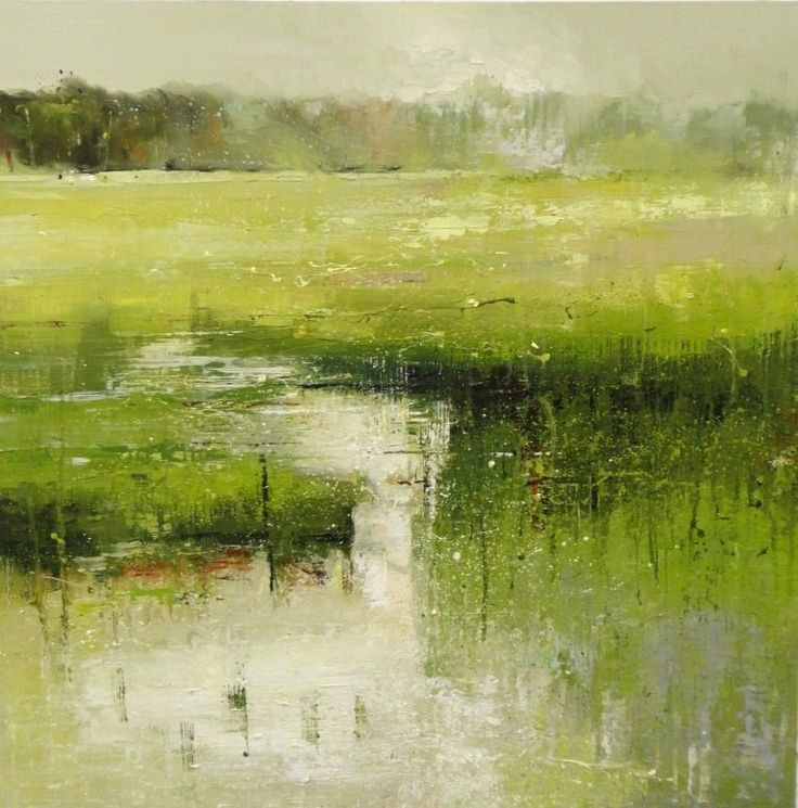 Abstract Landscapes Painting, Media 163 895, Claire Wiltsher