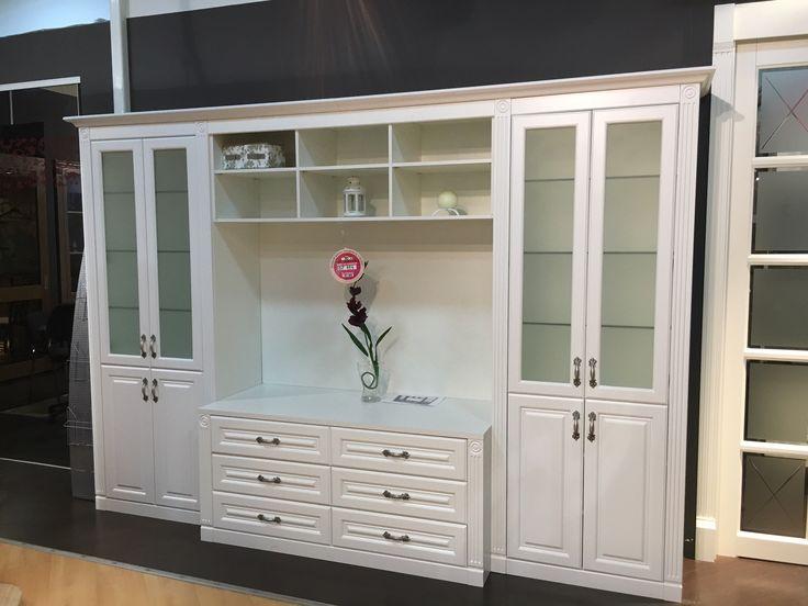 Гостиная серия классика 7609 на заказ производитель мебели на заказ Демтера Вудмарк