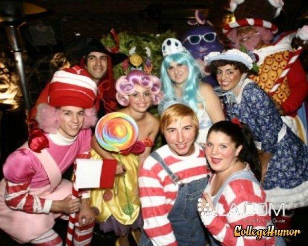 Candyland Costume Ideas