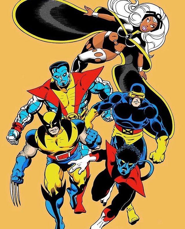X Men Collection On Instagram Old School X Men By John Byrne Xmen Marvel Marvelcomics Xmencollection Xmencomics Xmensecon Xmen Comics X Men Comics