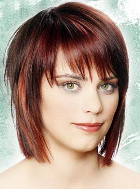 Razor Cut Hairstyles Meals Pinterest Cut Bangs Cut