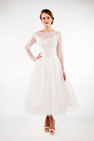 Best 171 Vintage Wedding Dresses ideas on Pinterest | Retro weddings ...