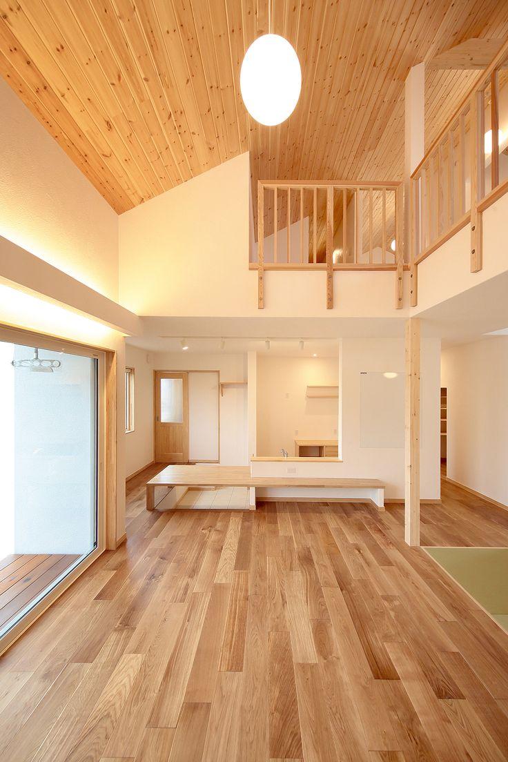漆喰の家 篠田工務店