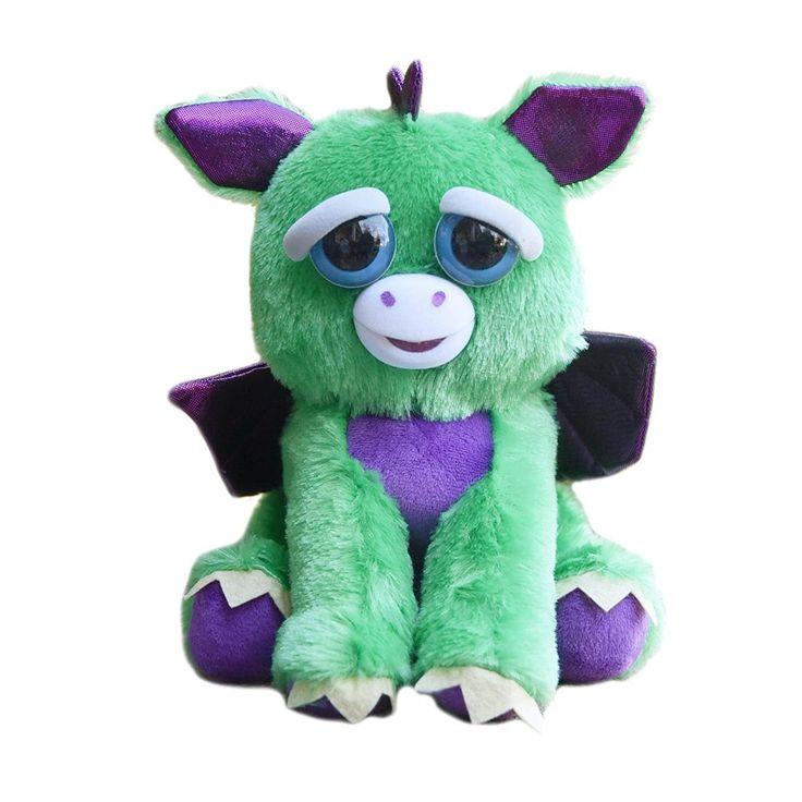 Feisty Pets Dragon Plush Figure Pet Dragon Monkey Plush Feisty Pets Unicorn
