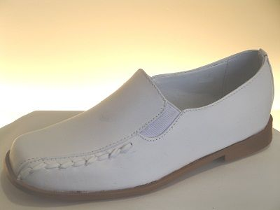 first holy communion shoes for boys | ... White First Holy Communion Shoes - Communion Shoe Shop South Ascot