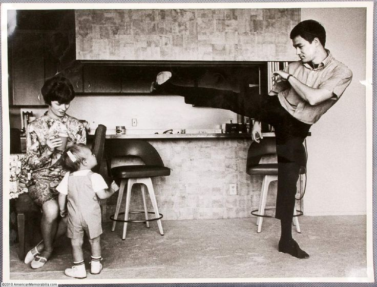 Was Bruce Lee Actually Good at Fighting?