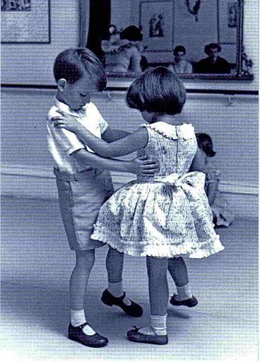 Teach them to dance!