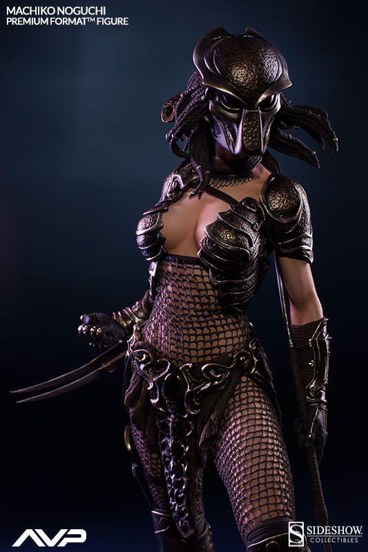 Alien VS Predator Machiko Noguchi Premium Format(TM) Figure | Sideshow Collectibles