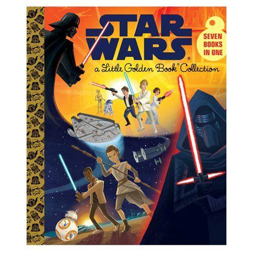 Internet das Coisas!!!: Star Wars Little Golden Book Collection