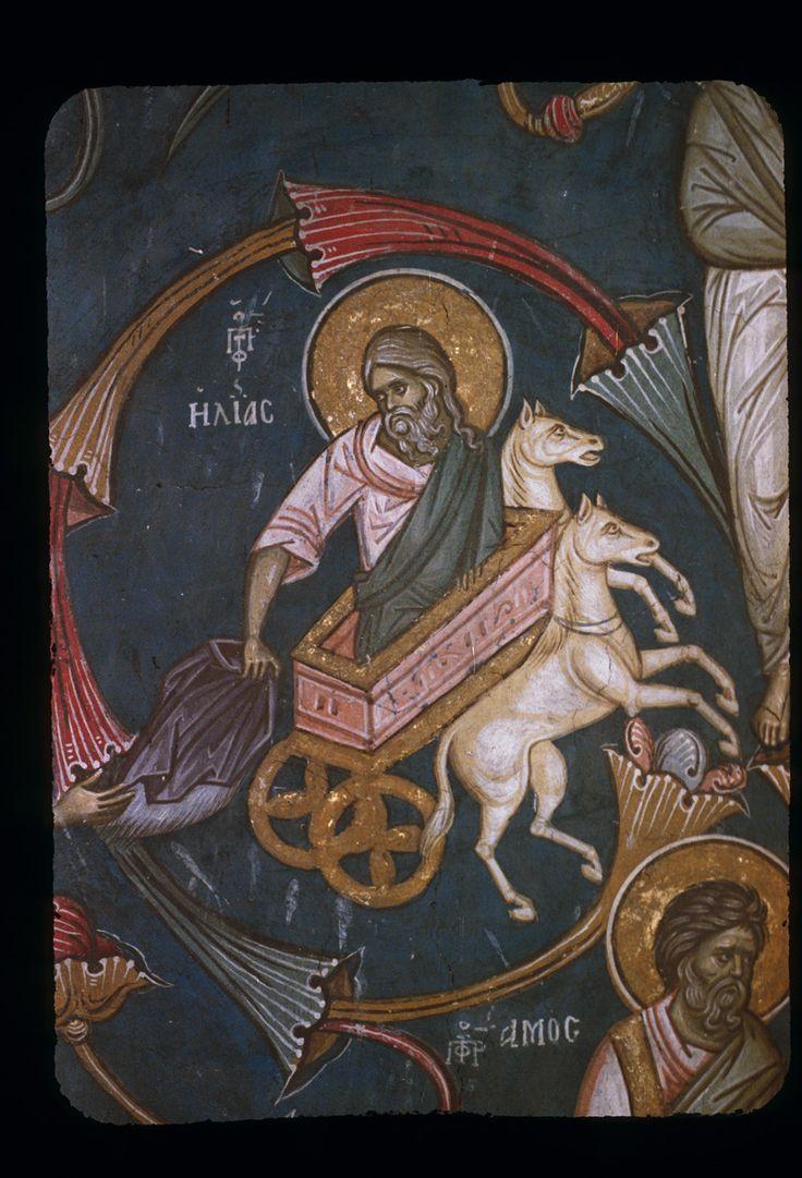 The Family tree of Jesse, St. Elijah (Jesejeva loza, Sv. Ilija)