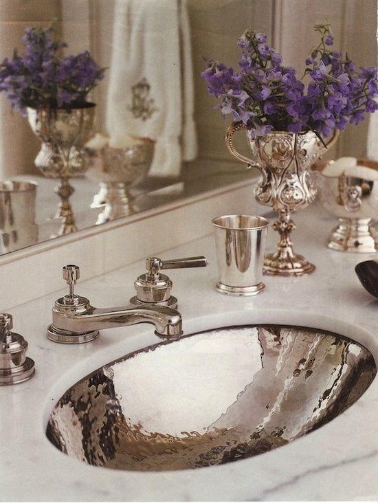 Die besten 17 Bilder zu Silver Wishes auf Pinterest Mode für den - dekoration für badezimmer
