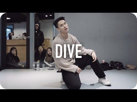 Dive - Ed Sheeran / Eunho Kim Choreography - YouTube