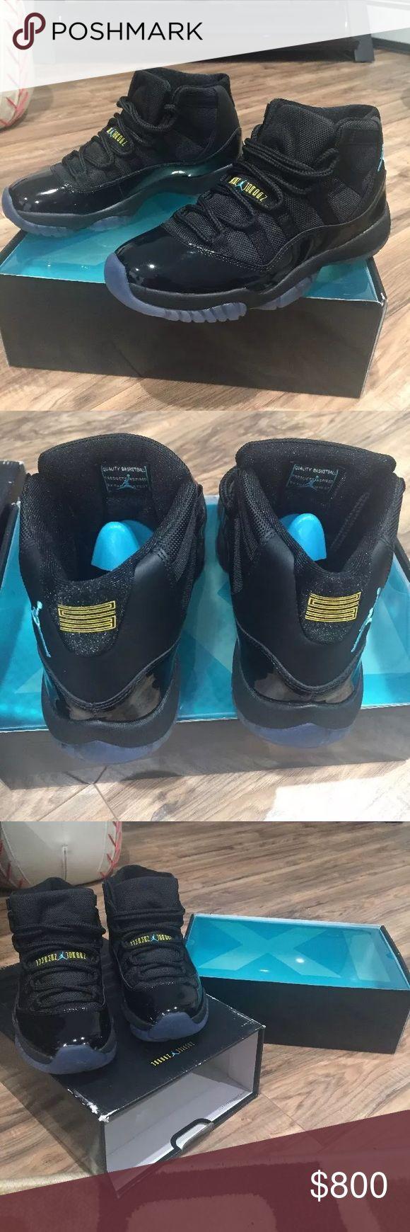 Jordan 11 gamma blue size 7.5 rare size Authentic Jordan 11 ds pair Jordan Shoes Sneakers