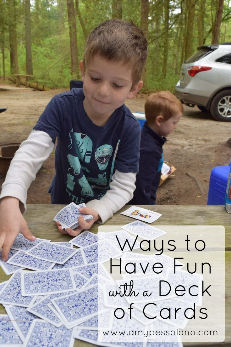 21 Card Games Kids Love Business for kids, Card games