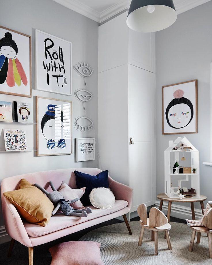 Kid Room Decor, Children's Playroom Furniture