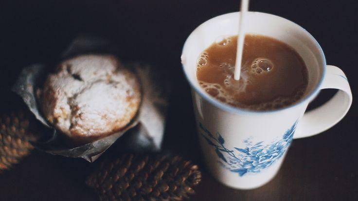 кофе с молоком гифка желаем тебе