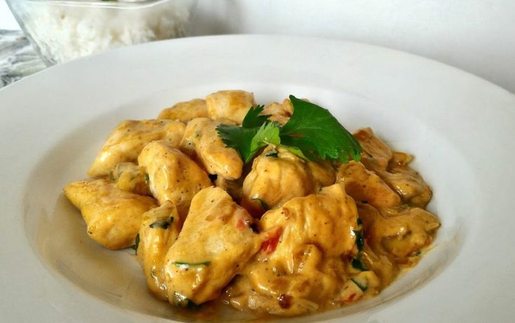 Pollo al curry | Receta hindú