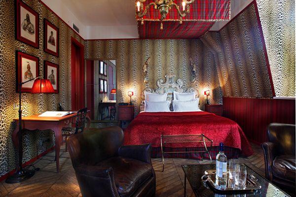 Nuit de rêve au Saint James Paris ? | Mademoiselle Cécile - Design, Décoration, Architecture