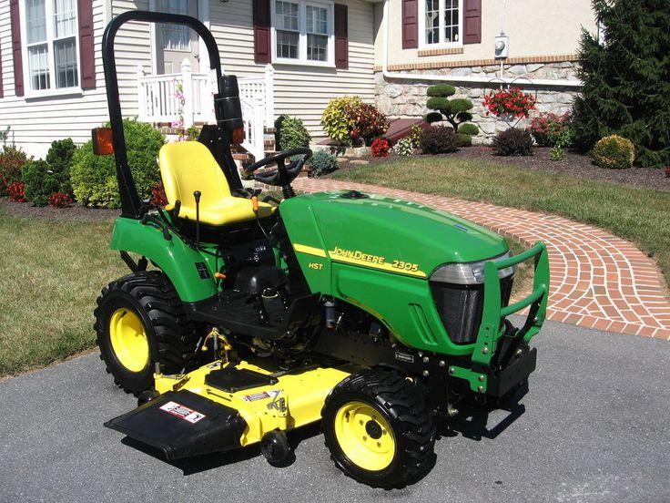 Ebd F A Fb C F Baa C B John Deere Compact Tractors