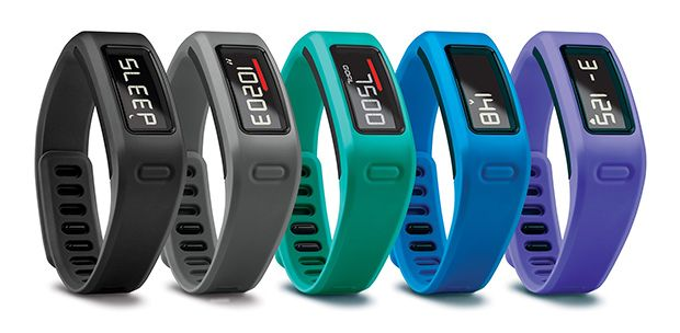 Have you tried the new Garmin Vivofit fitness tracker? Its battery lasts for up to a year!  #vivofit