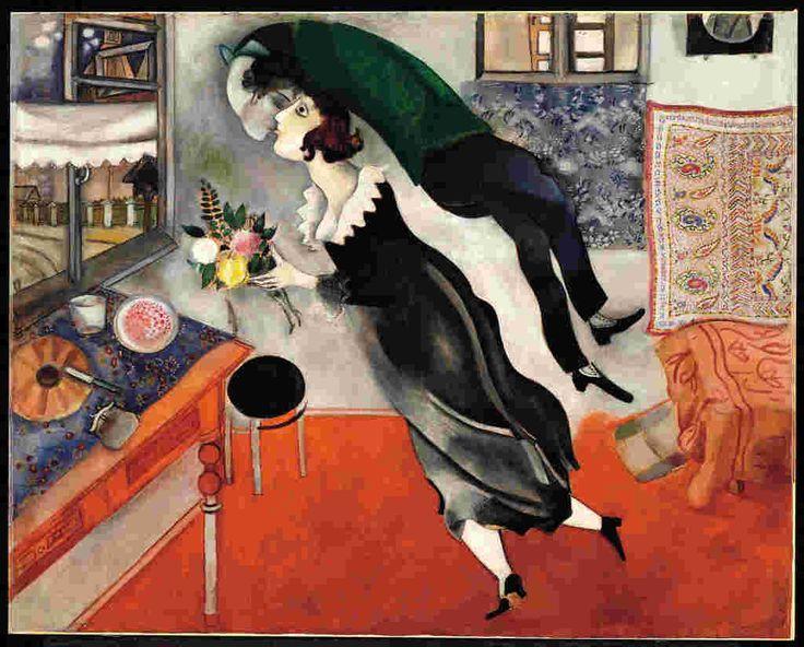 Marc Chagall a Palazzo Reale - COOLturalmente