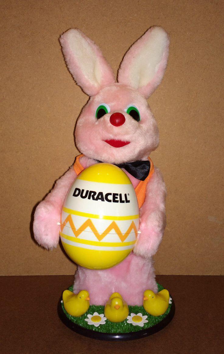 Bien-aimé 64 best duracell, energizer etc images on Pinterest   Bunny  ZI53