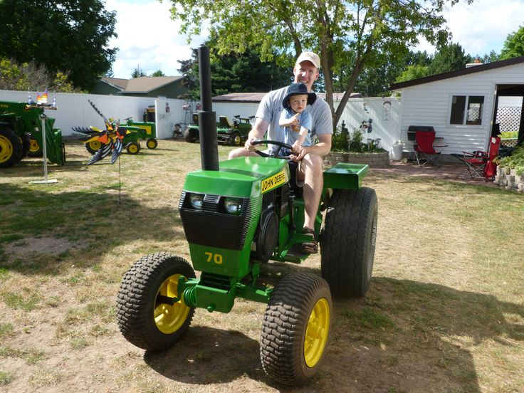 Custom Garden Tractor Wheels : Images about the little tractor co on pinterest