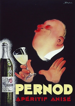 Pernod, got hammered on it at 14 and have never ever touched it since!