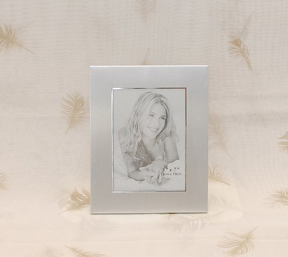 Personalized picture frame  Engraved photo frame  by Newfavors, $17.95