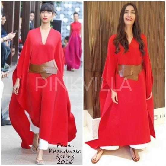 Celebrity Style,sonam kapoor,rhea kapoor,Payal Khandwala
