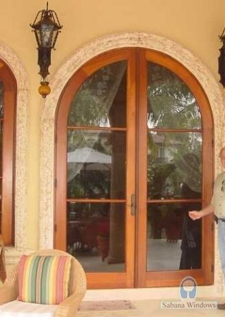 Arched French Doors Interior French Doors Decorating