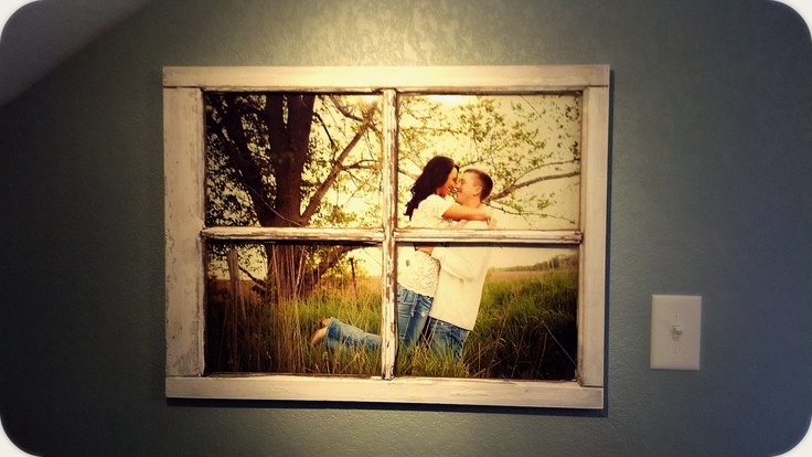 Window Pane (Picture Frame)  08.18.2012