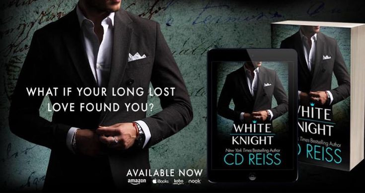 NEW RELEASE- White Knight By CD. Reiss
