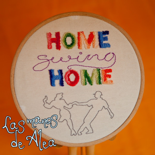 Thinking of lindy hoppers!! http://www.lasmanosdealea.com/2013/05/home-swing-home.html#more