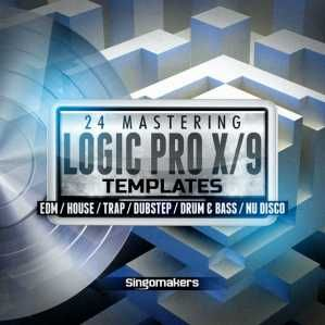 Mastering Template For Logic Pro 9/X-DISCOVER, For Logic Pro, For Logic, Mastering Template, Logic Pro X, DISCOVER, Template, Logic Pro, Logic Pro 9, Mastering, Magesy.be