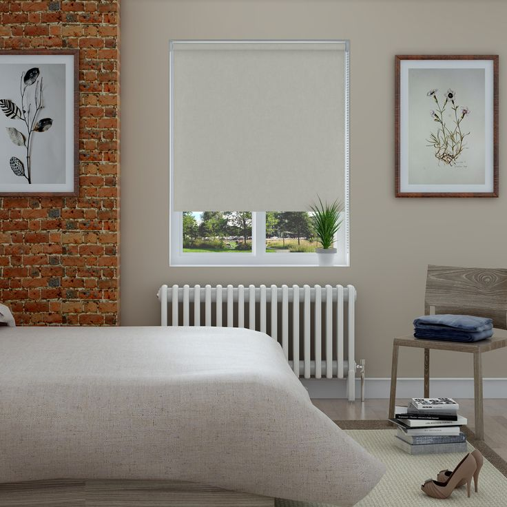 Vitra Beige Roller Blinds - Make My Blinds