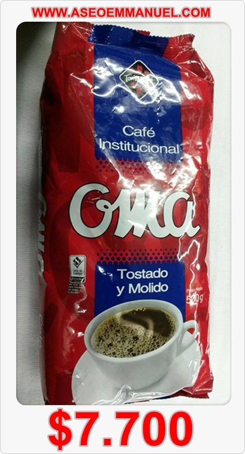 Café Oma Institucional
