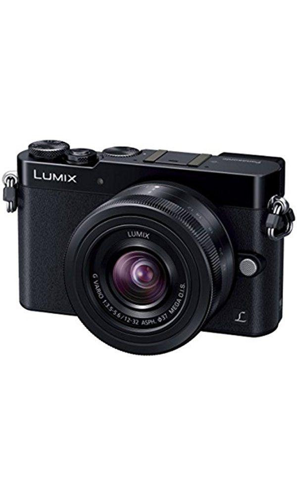 Panasonic LUMIX DMC-GM5 DSLM Mirrorless Camera with Eye ...