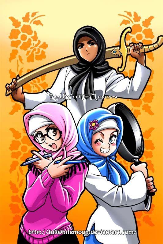 Islamic Anime Pic