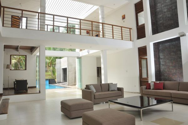 Imposing Modern Architecture In Sri Lanka Chamila Rohitha House New House Inspiration