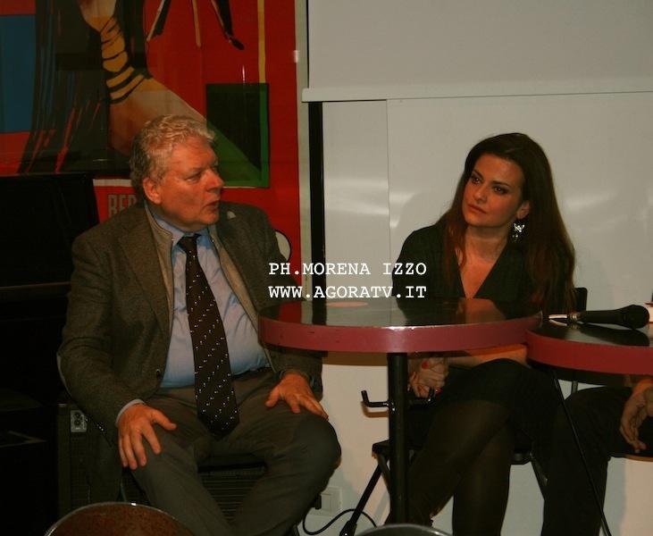 (VIDEO)BANDA DELLA MAGLIANA, IL NUOVO LIBRO DI RAFFAELLA NOTARIALE. L'INTERVISTA DI AGORATV A PIETRO ORLANDI, FRATELLO DI EMANUELA. http://www.agoratv.it/?p=10435 di @Morena Izzo