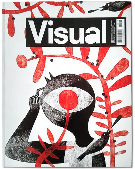 Visual Magazine - Cover - Malota