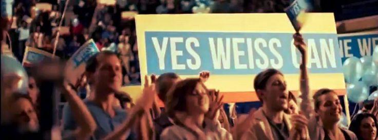 """Ironizzando su """"Yes, We Can"""" slogan della campagna elettorale di Obama nel primo mandato, ora la Ferrero conia,   http://tuttacronaca.wordpress.com/2013/08/31/e-razzista-lultimo-spot-della-ferrero-polemiche-sullo-slogan/"""