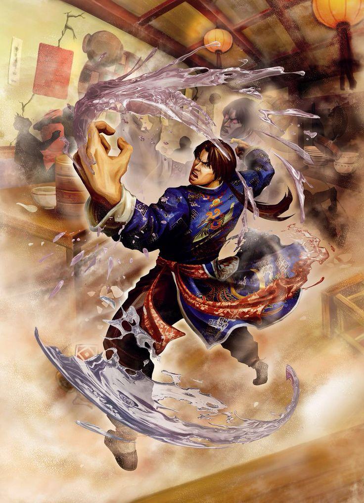 Mejores 15 imágenes de Lei Wulong of Tekken is a Kung Fu Stylist en ...