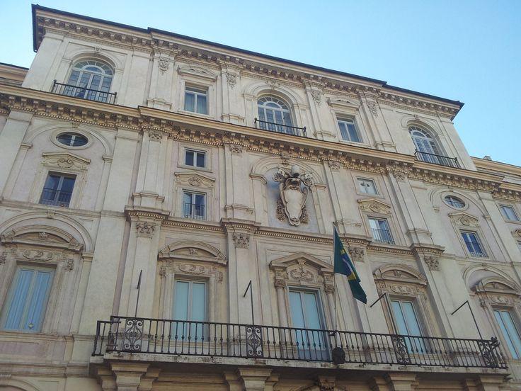 #OHR2015 #OpenHouseRoma #Roma #PalazzoPamphilj #PiazzaNavona  http://www.dariodorta.org/57-notizie/cultura/257-open-house-roma-2015-per-tornare-a-scoprire-la-capitale