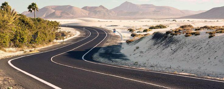 Fuerteventura - Las dunas de Corralejo